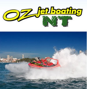 Oz Jetboating - Darwin - Attractions Brisbane