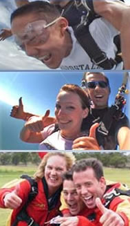 Sydney Skydivers - Attractions Brisbane