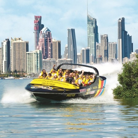 Paradise Jetboating - Attractions Brisbane