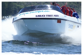 Swan Jet Adventures - Attractions Brisbane