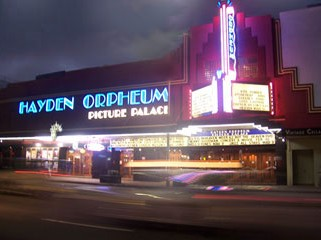 Hayden Orpheum Picture Palace - Attractions Brisbane