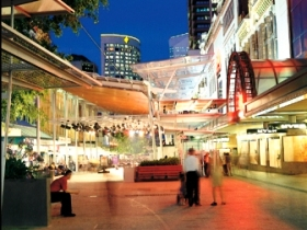 Queen Street Mall - Attractions Brisbane