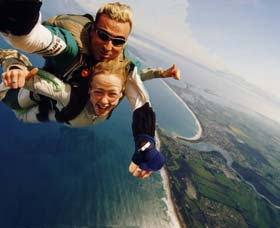 Skydive Melbourne - Attractions Brisbane