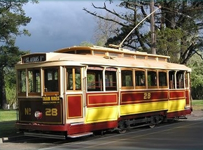 Ballarat Tramway Museum - Attractions Brisbane