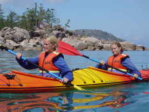 Magnetic Island Sea Kayaks - Attractions Brisbane