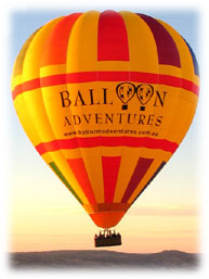 Balloon Adventures Barossa Valley - Attractions Brisbane
