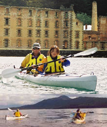 Blackaby's Sea Kayaks and Tours - Attractions Brisbane