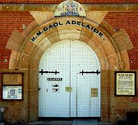 Adelaide Gaol - Attractions Brisbane