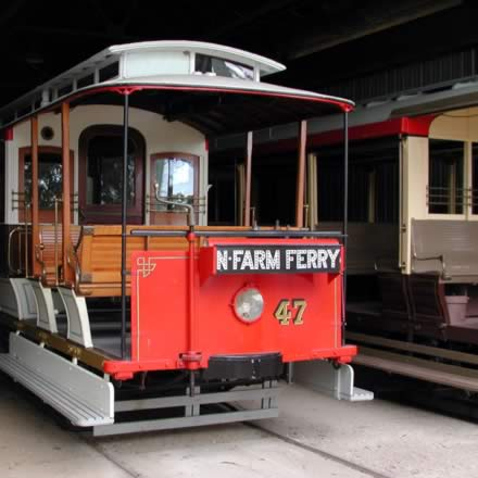 Brisbane Tramway Museum - Attractions Brisbane