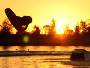 Bonney's WA Water Ski Park - Attractions Brisbane
