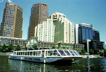 City River Cruises Melbourne - Attractions Brisbane