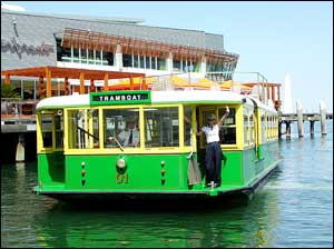 Melbourne Tramboat Cruises - Attractions Brisbane