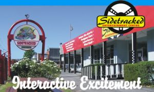 Sidetracked Entertainment Centre - Attractions Brisbane