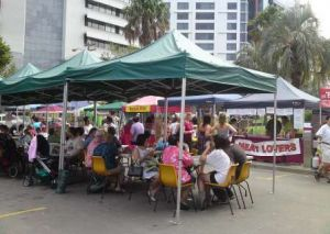Kirribilli General Market - Attractions Brisbane