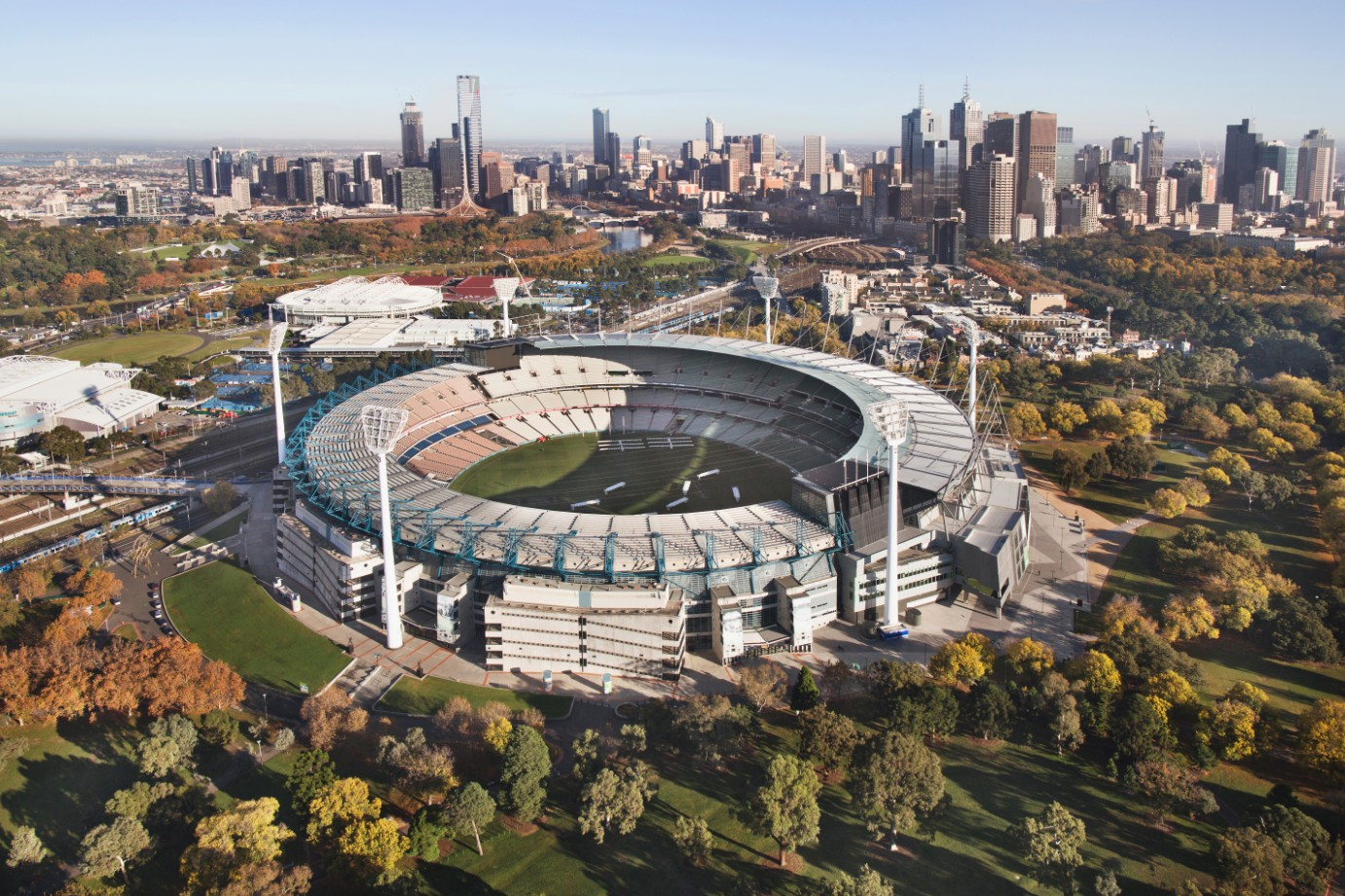 Melbourne Cricket Ground - Attractions Brisbane