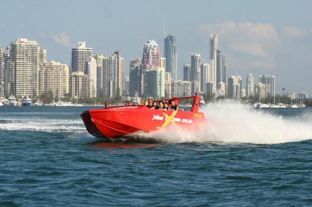 Jetboat Extreme - Attractions Brisbane