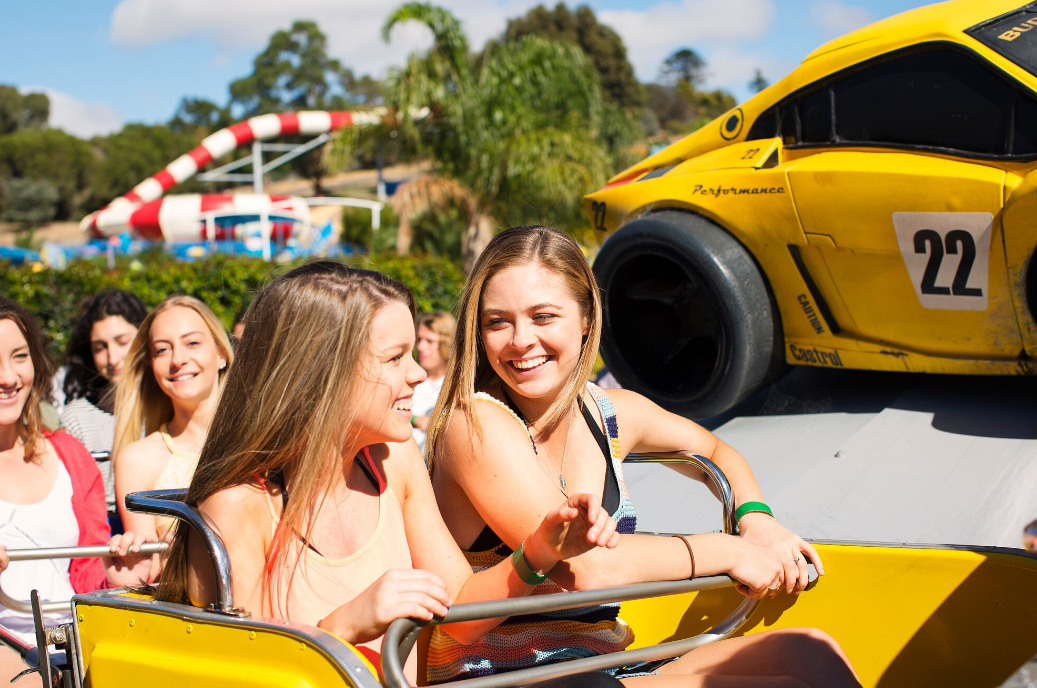 Funfields - Attractions Brisbane