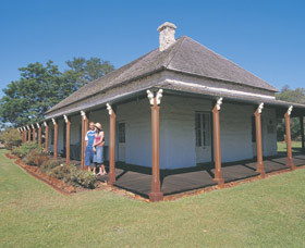 Wonnerup House and Old School - Attractions Brisbane