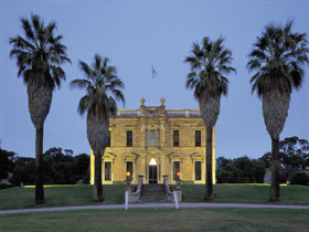 Martindale Hall - Attractions Brisbane