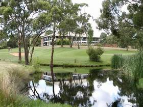 Flagstaff Hill Golf Club and Koppamurra Ridgway Restaurant - Attractions Brisbane