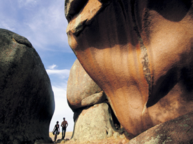 Murphy's Haystacks - Ancient Granite Rock - Attractions Brisbane