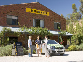 Jim Barry Wines - Attractions Brisbane