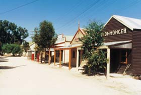 Old Tailem Town Pioneer Village - Attractions Brisbane