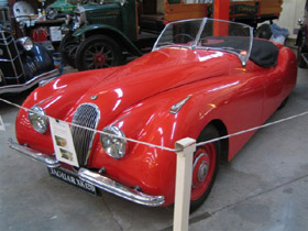 Goolwa Motor Museum - Attractions Brisbane