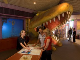 Wadlata Outback Centre - Attractions Brisbane