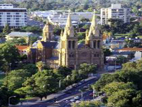 St Peter's Anglican Cathedral - Attractions Brisbane