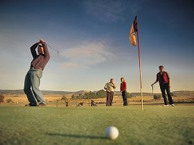 Ratho Farm  Golf - Attractions Brisbane