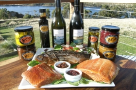 Bruny Island Smokehouse - Attractions Brisbane