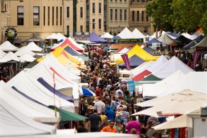 Salamanca Market - Attractions Brisbane