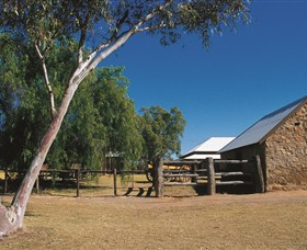 Alice Springs Telegraph Station Historical Reserve - Attractions Brisbane
