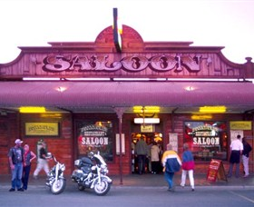 Bojangles Saloon and Dining Room - Attractions Brisbane