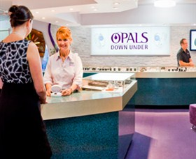 Opals Down Under - Attractions Brisbane