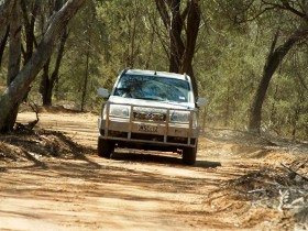 Ward River 4x4 Stock Route Trail - Attractions Brisbane