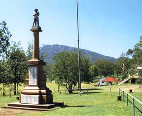Maroon State School War Memorial - Attractions Brisbane