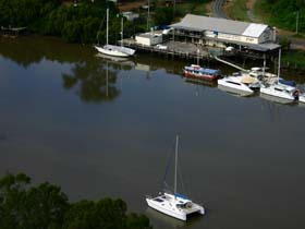 Port of Maryborough - Attractions Brisbane