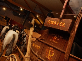 Cobb  Co Museum - Attractions Brisbane