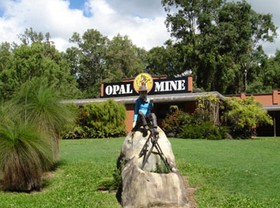 Outback Opal Mine - Attractions Brisbane