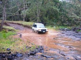Condamine Gorge '14 River Crossing' - Attractions Brisbane