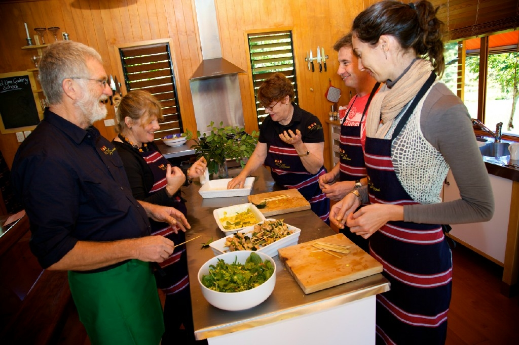 Wild Lime Cooking School - Attractions Brisbane