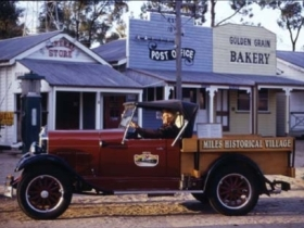 Miles Historical Village and Museum - Attractions Brisbane