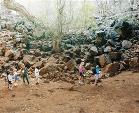 Undara Volcanic National Park - Attractions Brisbane