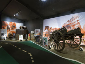 Transport and Main Roads Heritage Centre - Attractions Brisbane