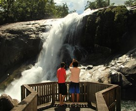 Murray Falls Girramay National Park - Attractions Brisbane
