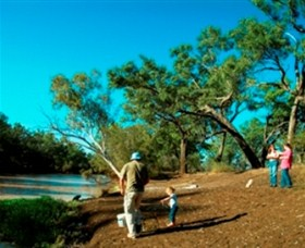 Charleville - Dillalah Warrego River Fishing Spot - Attractions Brisbane