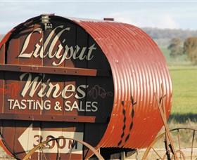 Lilliput Wines - Attractions Brisbane