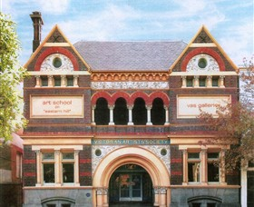 Victorian Artists Society - Attractions Brisbane